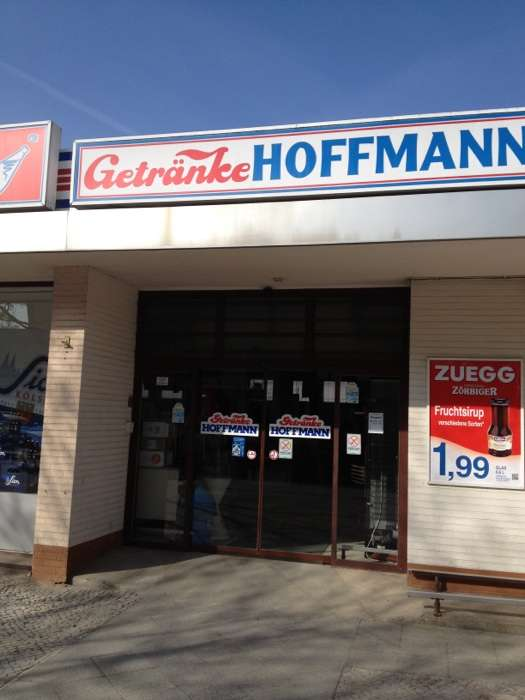 Bilder und Fotos zu Getränke Hoffmann GmbH in Berlin, Oberhofer Weg