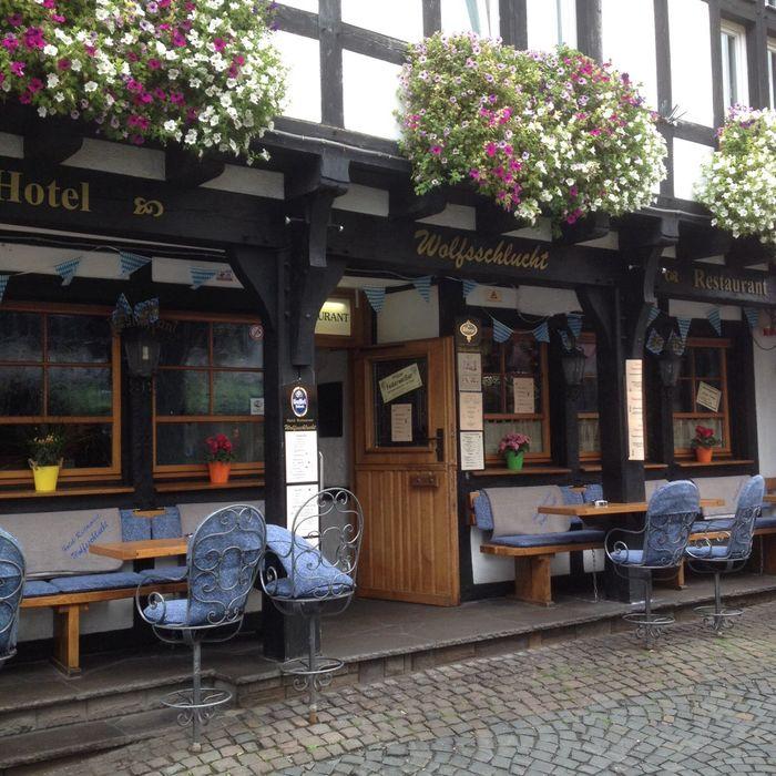 Wolfsschlucht Hotel Restaurant In Bad Munstereifel In Das Ortliche