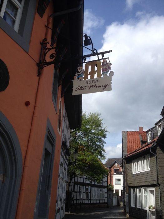 Zur Alten Münze 89 Bewertungen Goslar Altstadt Münzstr Golocal
