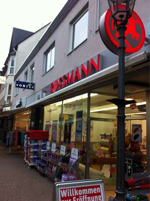 rossmann drogeriem rkte 1 foto boppard oberstr golocal. Black Bedroom Furniture Sets. Home Design Ideas