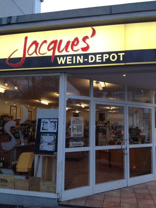 Jacques' Wein-Depot - 1 Bewertung - Berlin Mariendorf ...