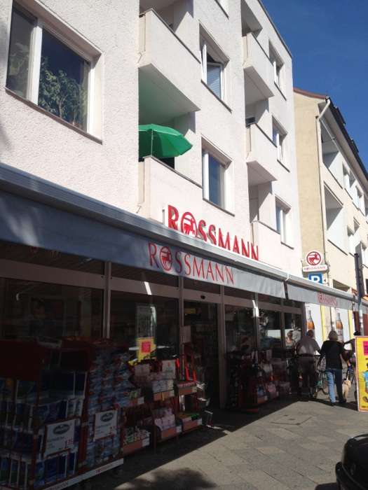 rossmann drogeriem rkte 1 foto berlin lichtenrade bahnhofstr golocal. Black Bedroom Furniture Sets. Home Design Ideas