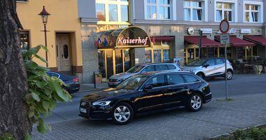 Hotel Kaiserhof in Fürstenwalde an der Spree