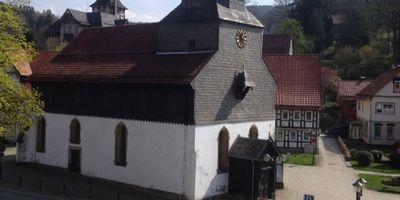 St. Antonius Kirche Bad Grund in Bad Grund (Harz)
