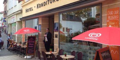Hotel Cafe Köppel in Bingen am Rhein