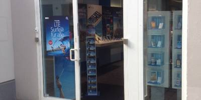 o2 Shop in Goslar