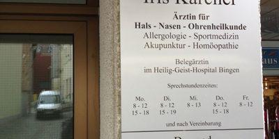 Kärcher Iris Dr. Hals- Nasen- Ohrenarztpraxis Allergologie in Bingen am Rhein