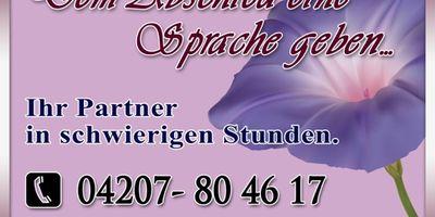 Huber Burkhard Bestattungsredner in Oyten