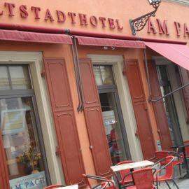 Altstadthotel Am Pach in Regensburg