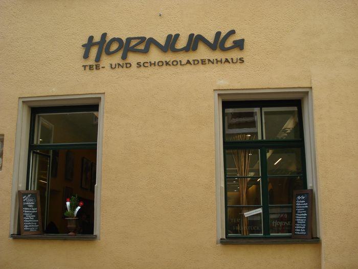 HORNUNG Tee- und Schokoladenhaus - 1 Bewertung - Regensburg ...