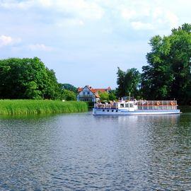 Hertha Dampfer - Fahrgastschifffahrt Wusterhausen/Dosse in Wusterhausen an der Dosse