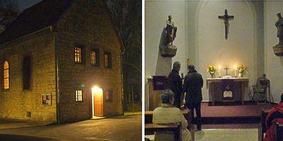 St. Anna-Kapelle (gemietet) - Ev. Kirchengemeinde Ense in Ense