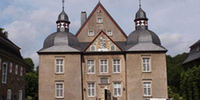 Schloss Neuenhof, Gutsverwaltung in Lüdenscheid