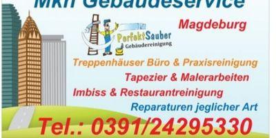 MKN Hausmeisterservice & Gebäudereinigungsservice in Magdeburg