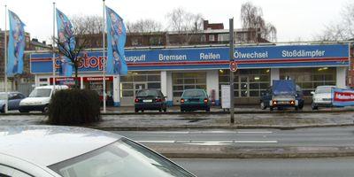 pitstop in Wilhelmshaven