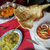 TAJ Indisches Restaurant in Erding