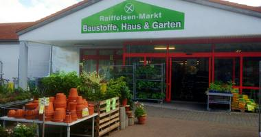 Raiffeisen Warengenossenschaft Köthen-Bernburg e.G. Markt Raguhn in Raguhn-Jeßnitz Raguhn