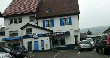 G. Schwarzwälder GmbH Bosch Car Service in Weil am Rhein