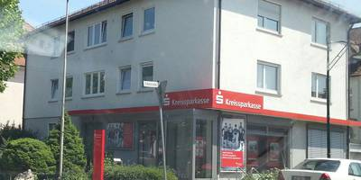 Kreissparkasse Ludwigsburg - Hauptstelle in Ludwigsburg in Württemberg