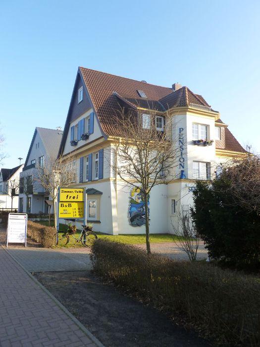 Bilder und Fotos zu Haus Seefrieden Pension in Ostseebad