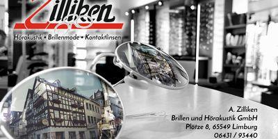 A. Zilliken Brillen & Hörakustik GmbH in Limburg an der Lahn