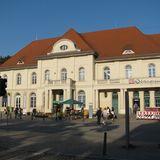 Bahnhof Oranienburg in Oranienburg
