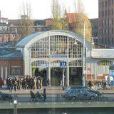 U-Bahnhof Warschauer Straße in Berlin