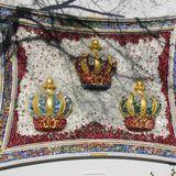 Drei Kaiserinnen Kunstwerk in Potsdam