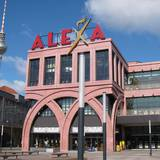 ALEXA am Alexanderplatz in Berlin