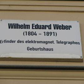Bild zu Wilhelm Weber Haus in Lutherstadt Wittenberg