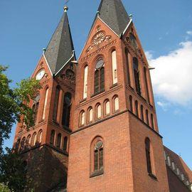 Bild zu Oekumenisches Europa-Centrum in der Friedenskirche in Frankfurt an der Oder