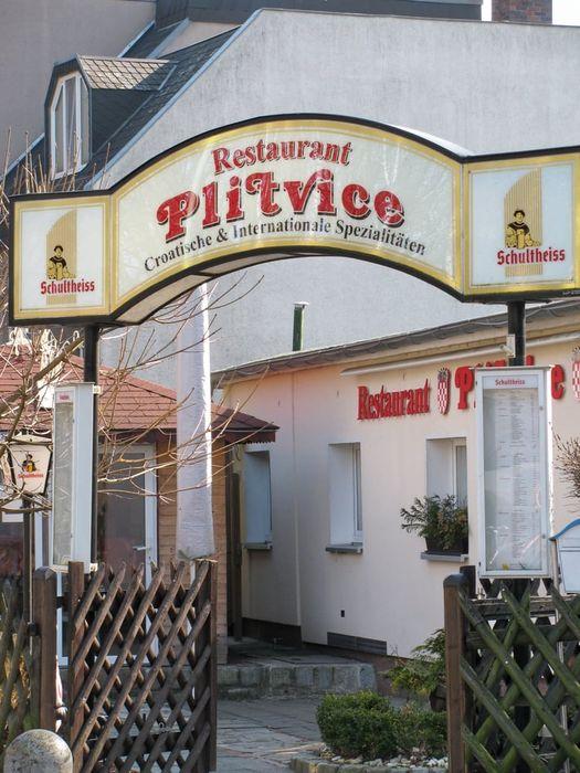 Restaurant Plitvice (kroatische und deutsche Küche) - 2 ...