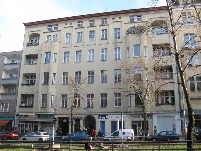 David Bowie Haus 1 Bewertung Schöneberg Stadt