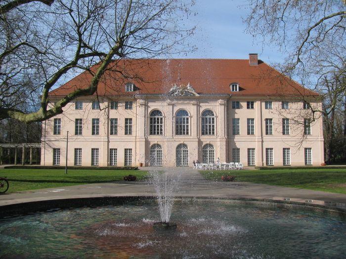 Bilder Und Fotos Zu Schloss Schönhausen Stiftung Preußische