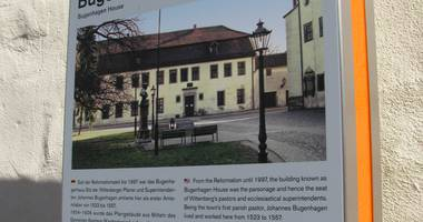 Bugenhagenhaus in Lutherstadt Wittenberg
