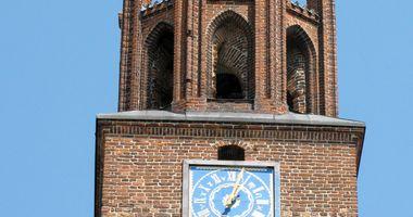 Rathaus der Stadt Brandenburg (Gemeindeverwaltung) in Brandenburg an der Havel