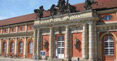 Filmmuseum Potsdam Marstall in Potsdam