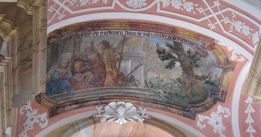 Evangelische Kirche zum Heiligen Kreuz in Neuzelle