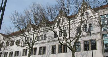 Zentrale Landesbibliothek Berlin und Ribbeck-Haus in Berlin