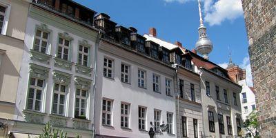 Puppenstube im Nikolaiviertel in Berlin