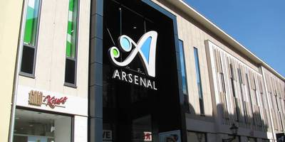 Arsenal Wittenberg - Shoppingcenter in Lutherstadt Wittenberg