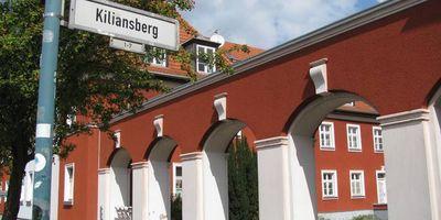 (Eisenbahner-) Wohnanlage Kiliansberg in Frankfurt an der Oder
