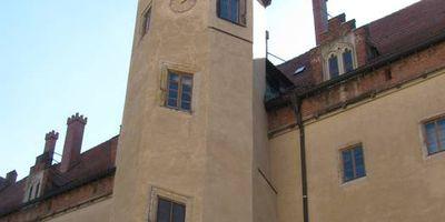 »Lutherhaus Wittenberg« Stiftung Luthergedenkstätten in Sachsen-Anhalt in Lutherstadt Wittenberg