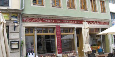 Der Weinladen in Meißen