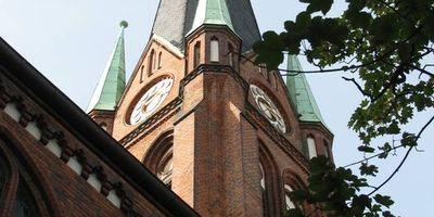 Erlöserkirche Berlin-Lichtenberg in Berlin