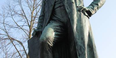 Schinkel-Denkmal Neuruppin in Neuruppin