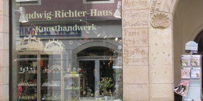 Ludwig Richter Haus in Meißen