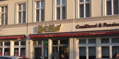 Cafe Huth Conditorei & Pension GbR in Neuruppin