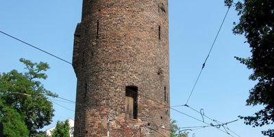 Plauer Torturm in Brandenburg an der Havel