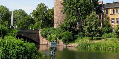Steintorturm in Brandenburg an der Havel